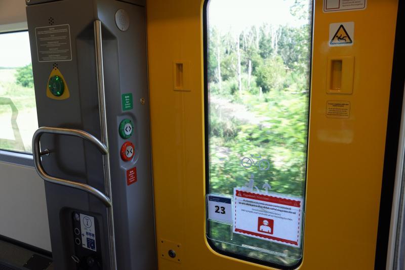 Bemutatták az új InterCity vonatot