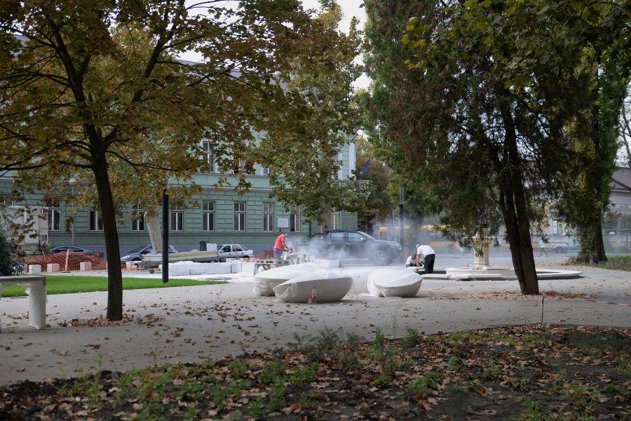 Benczúr-Bessenyi tér felújítása_2018.09.20.