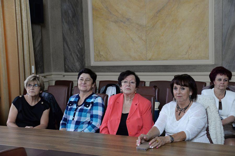 Bírósági ülnökök fogadalomtétele