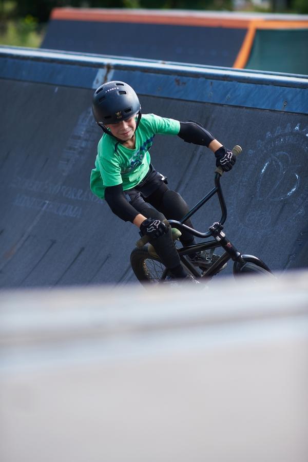 BMX és roller verseny Nyíregyházán