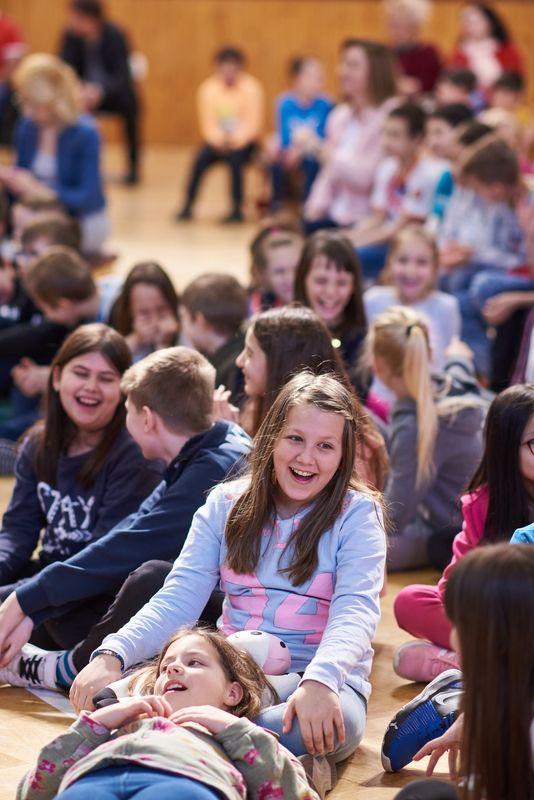 Boldogság nap a Bem iskolában