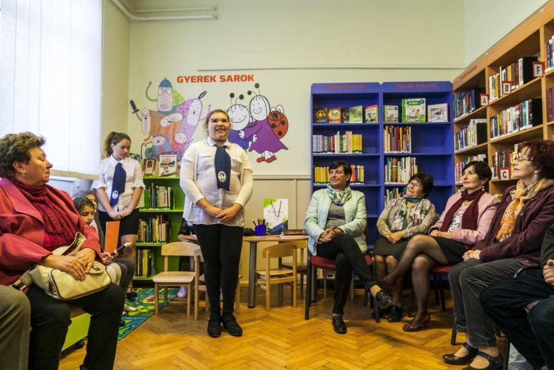 Borbányai könyvtárpont