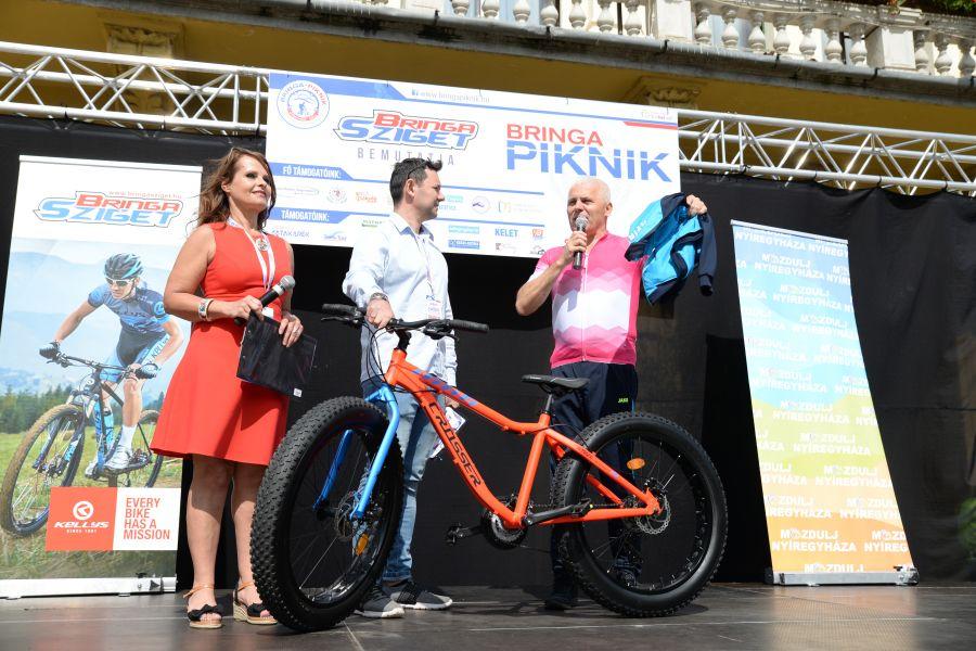 Bringa Pikinik 2019 - rajt a belvárosból 1