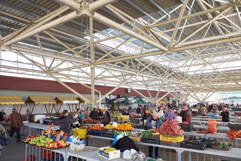 Búza téri piaccsarnok