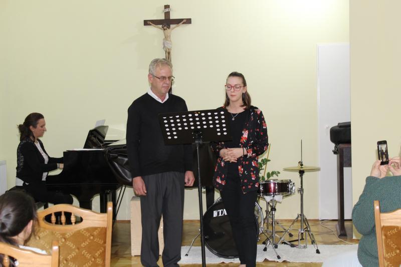 Családi hangverseny a Szent Imrében