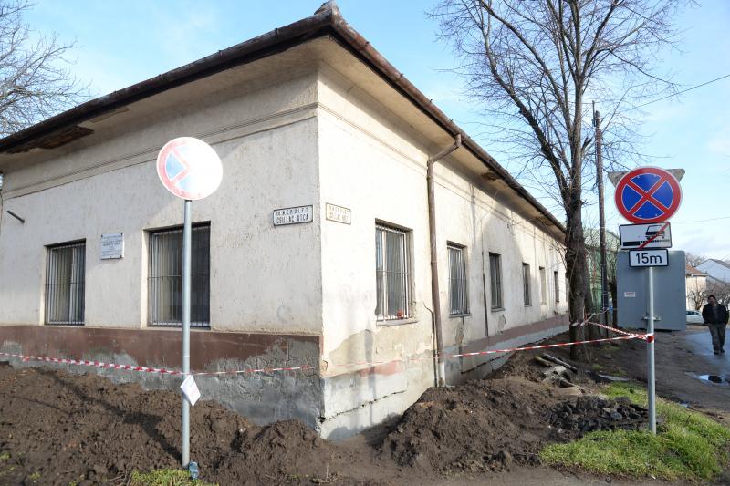 Csillag utca - felújítás 2020.01.29.