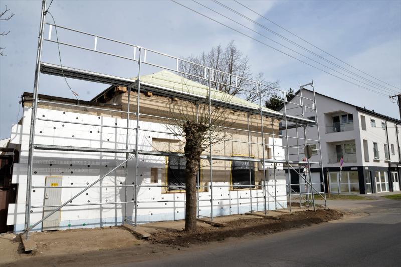 Csillag utca - felújítás 2020.03.26.