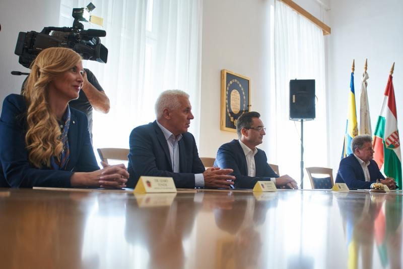 Debrecen és Nyíregyháza közös fejlesztései