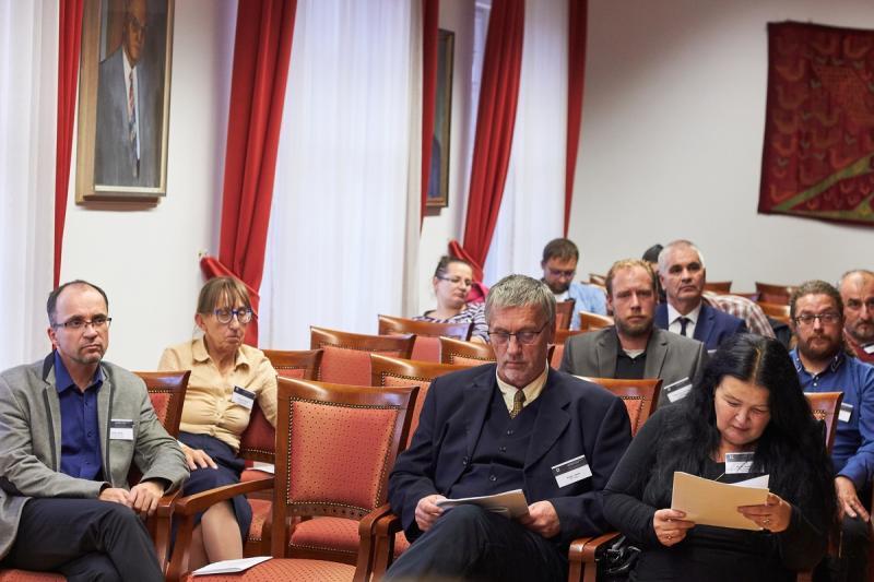 Digitális konferencia a múzeumban