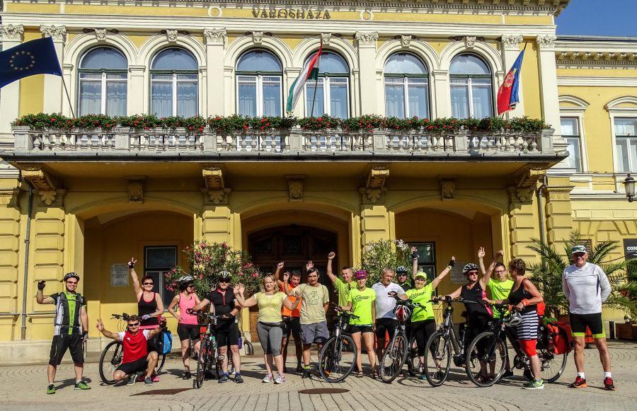 Dombokon és két keréken a Partiumban (Fotók: Zöld Kerék Alapítvány)