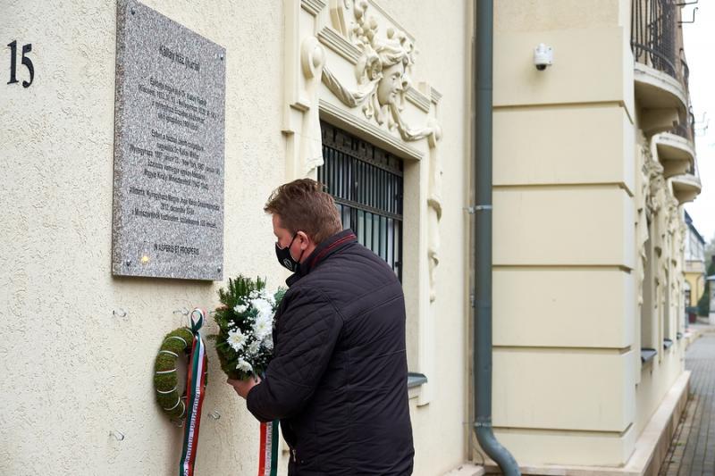Dr. Kállay Rudolfra emlékeztek 2020