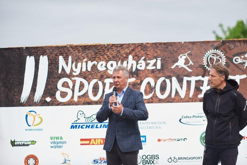 Elkezdődött a II. Nyíregyházi Sport Contest