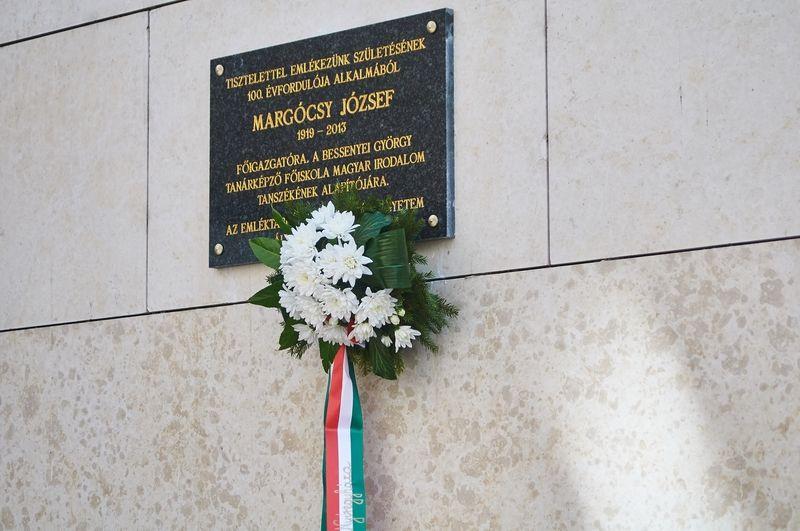 Emlékezés Dr. Margócsy Józsefre
