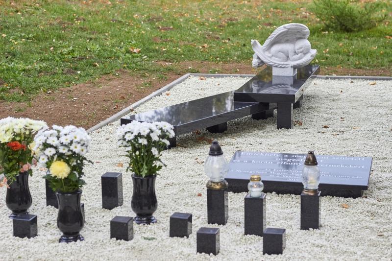 Emlékhely az Északi temetőben
