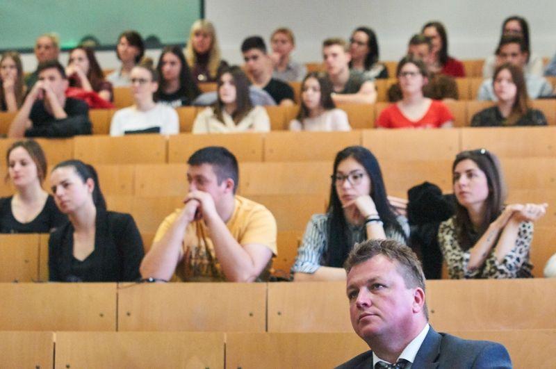 Erasmus konferencia az egyetemen