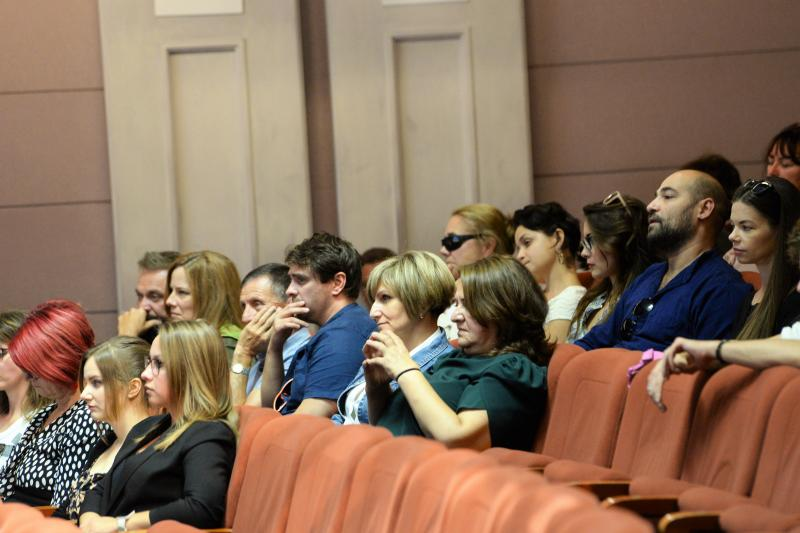 Évadnyitó társulati ülés a Móricz Zsigmond Színházban 2021