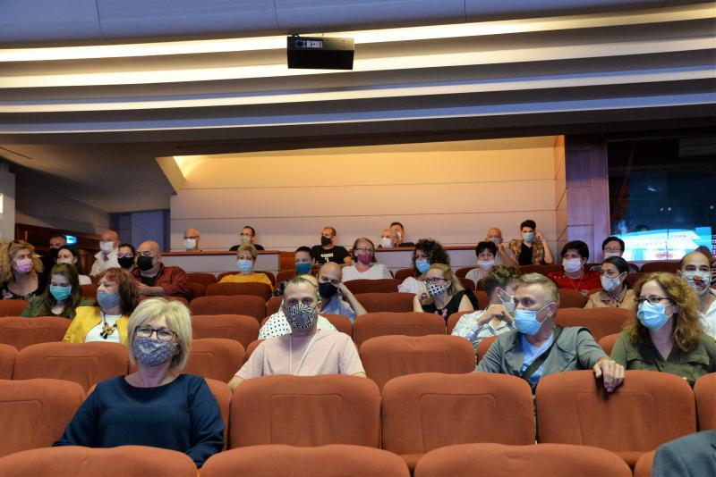 Évadnyitó társulati ülés a Móricz Zsigmond Színházban