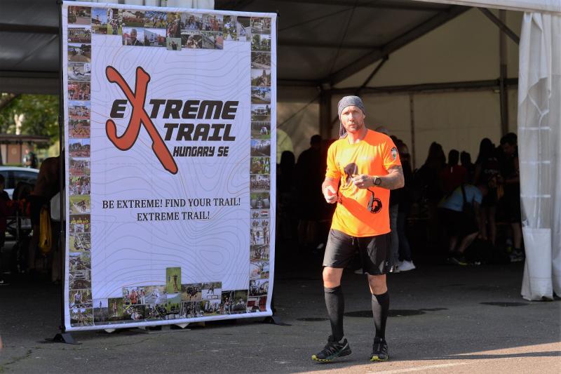 Extreme Trail verseny 2021 ősz