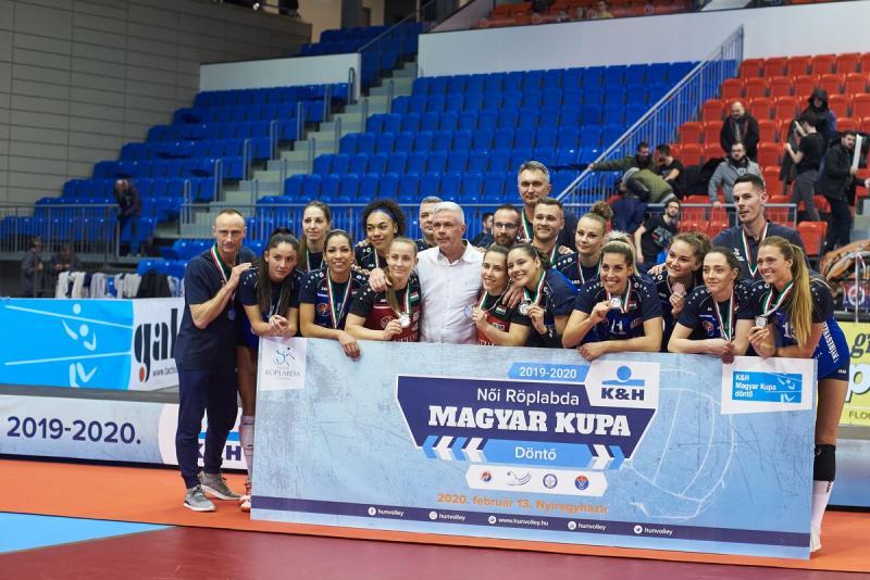 Fatum Nyíregyháza - Vasas Magyar Kupa döntő