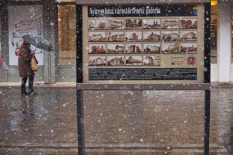Februári havazás 20200228