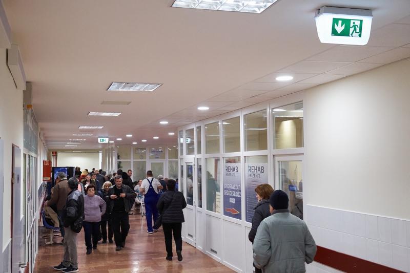 Fejlesztések a Jósa András Oktatókórházban