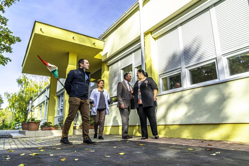 Fejlesztések a Manóvár Óvodában
