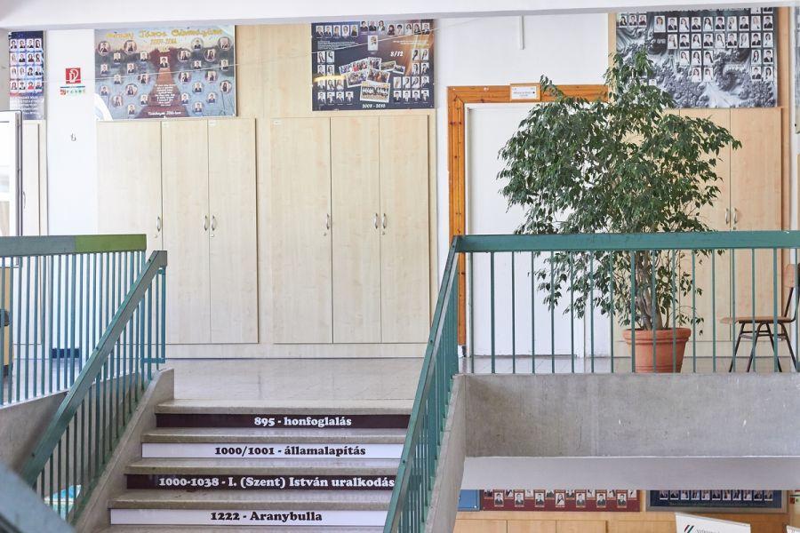 Fejlesztések az Arany gimnáziumban