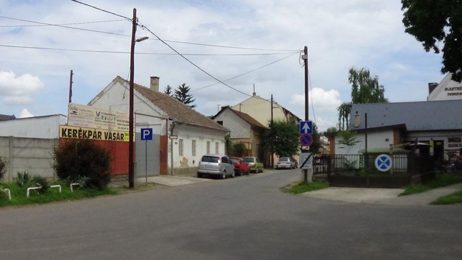Forgalomkorlátozás lesz az Ószőlő utca Dózsa György és Sarkantyú utca közötti szakaszán