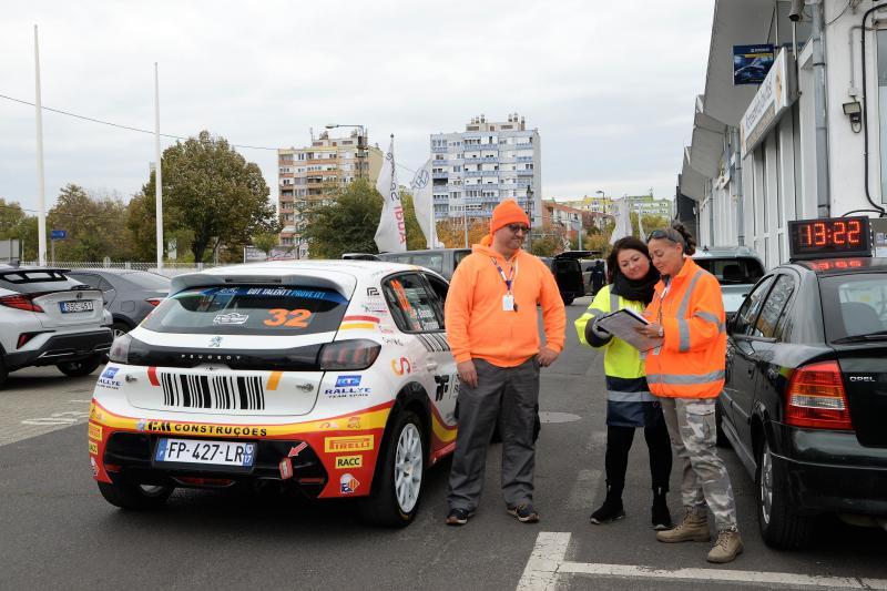 Gépátvételre érkeznek a Rally Európa-bajnokság  autói