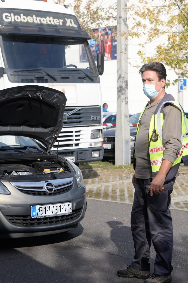 Gépjárművek téli felkészítési akciója