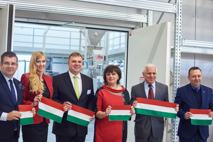 GOF Hungary malomátadó