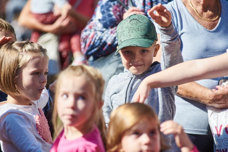 Gyereket a magasba 2021  - országos rendezvény