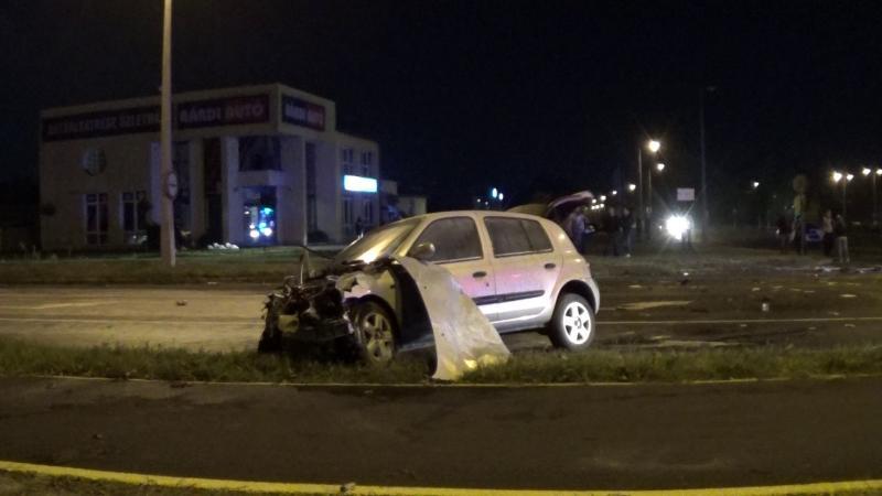 Halálos baleset a Pazonyi úton