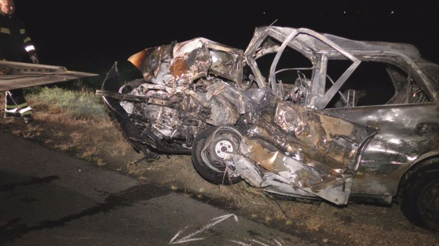 Halálos baleset Nagykállónál