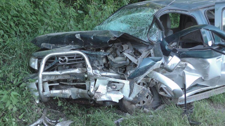 Halálos baleset Nyírcsaholynál