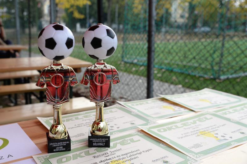 Halloween Foci Kupa a Városi Stadionban