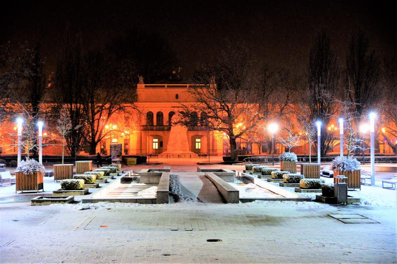 Hamvazószerda ünnepe a Magyarok Nagyasszonya-társszékesegyházban