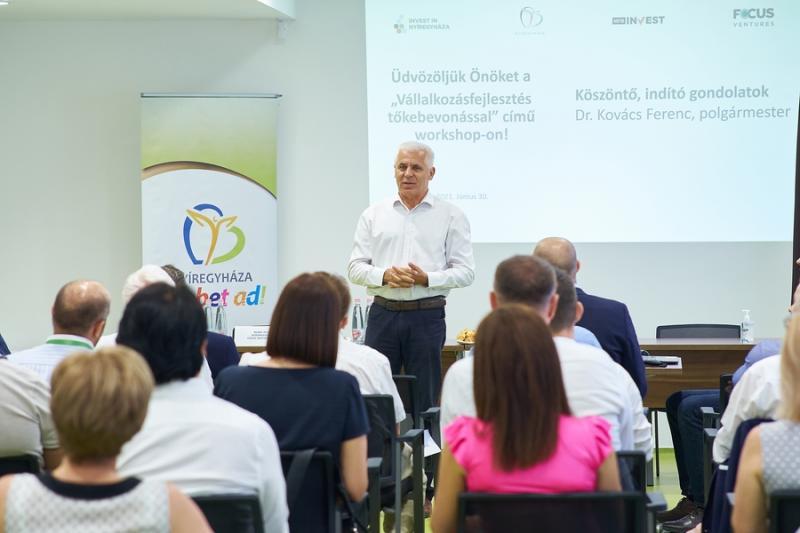 Helyi gazdaságfejlesztés - workshop