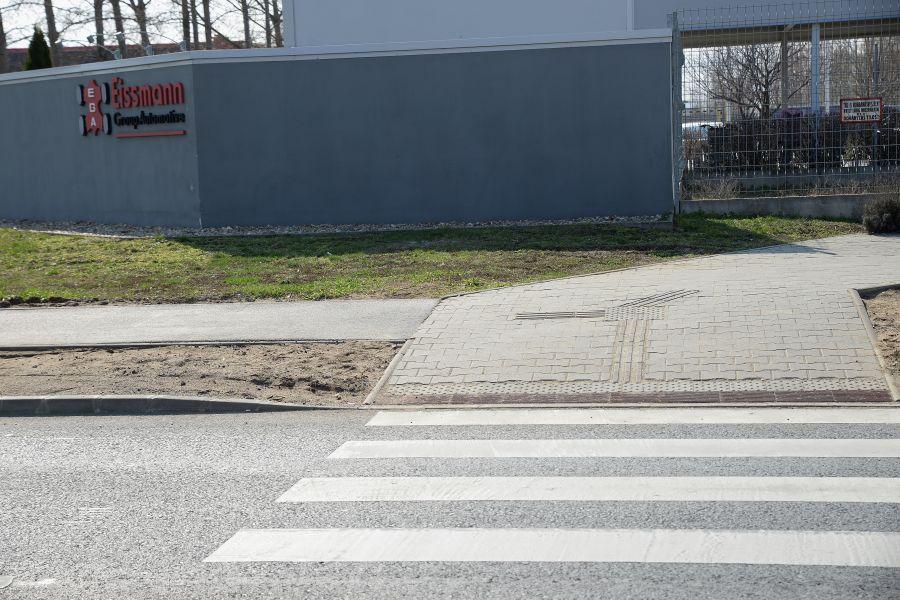 Helyszíni bejárás a Bottyán János utcán