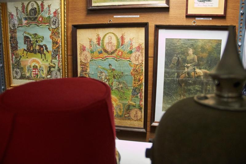 Helytörténeti előadás a múzeumban