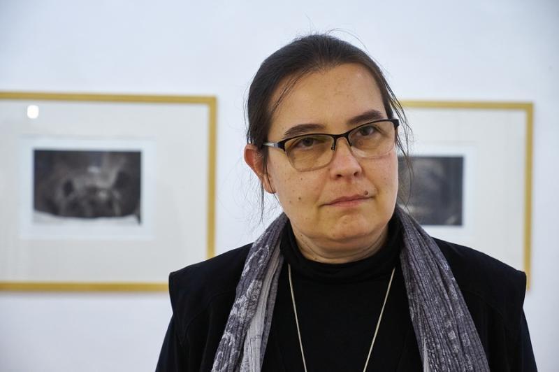 Horváth Kinga grafikusművész kiállítása