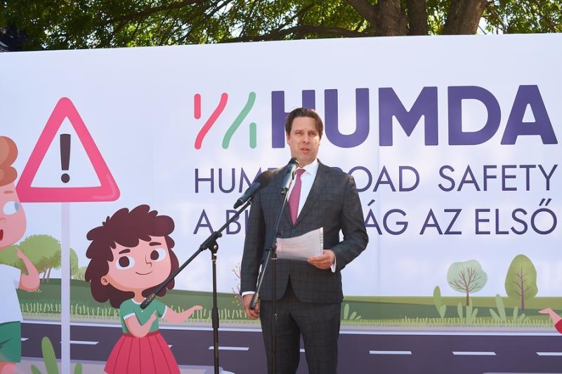 HUMDA Road Safety Nyíregyházán