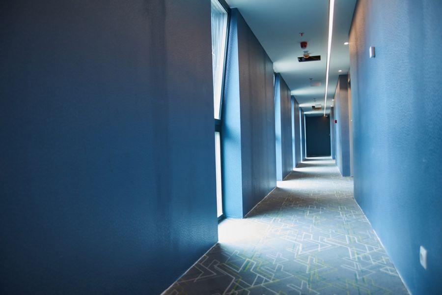Hunguest Hotel Sóstó munkálatok