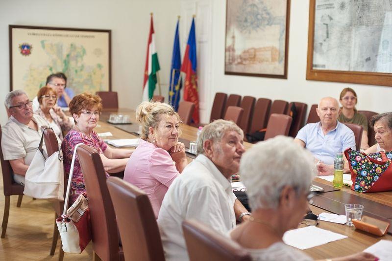 Idősügyi Tanács 20190620