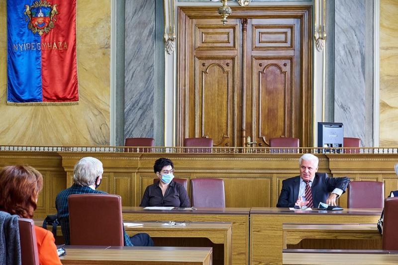 Idősügyi Tanács 20201005