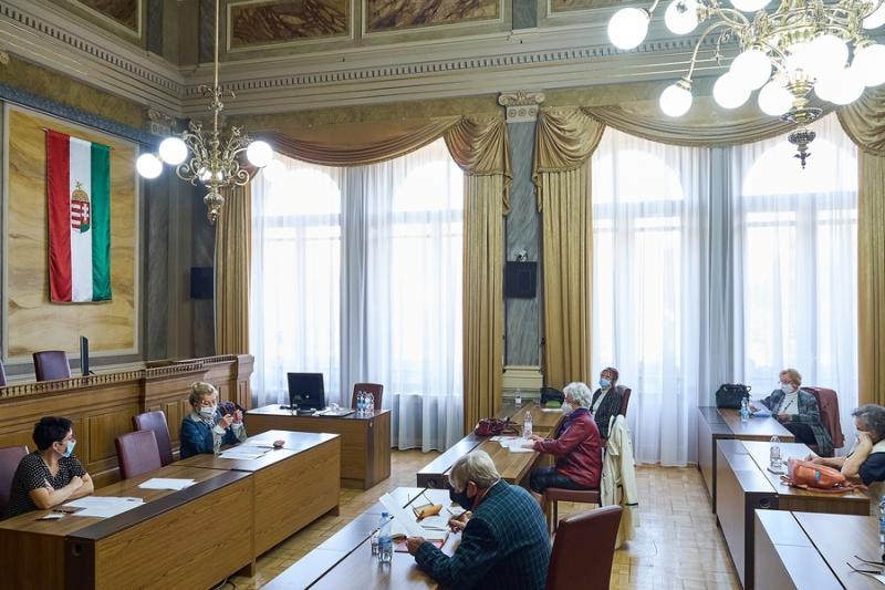 Idősügyi Tanács 20201021