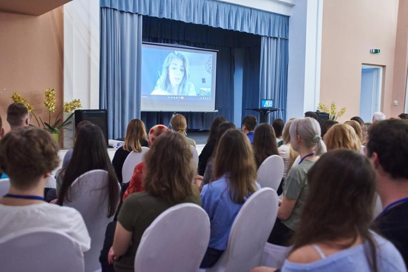 Ifjúsági testvérvárosi találkozó Nyíregyházán