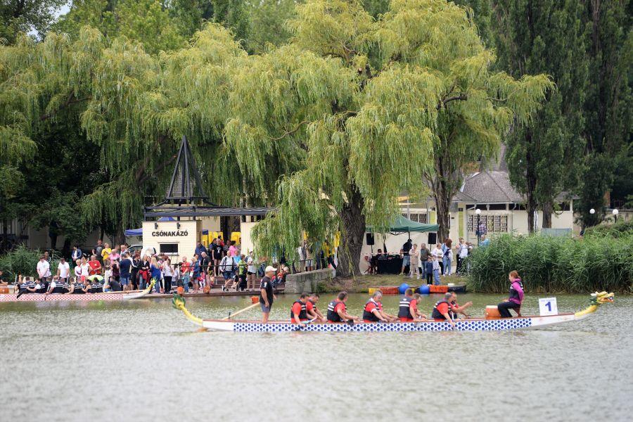 IV. Sóstói Sárkányhajó Fesztivál