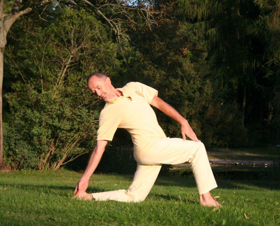 Jóga a Parkban