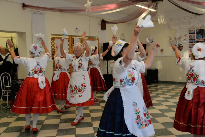 Jubileumi táncgála Sóstóhegyen